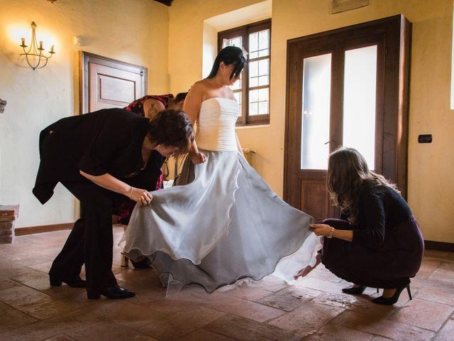 Il matrimonio di Michele e Elisa a Pavia, Pavia 22