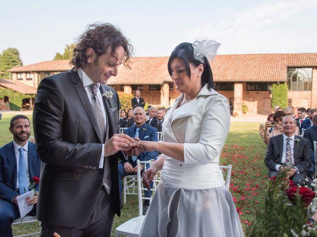Il matrimonio di Michele e Elisa a Pavia, Pavia 28