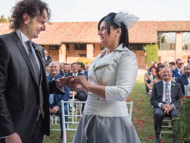 Il matrimonio di Michele e Elisa a Pavia, Pavia 29