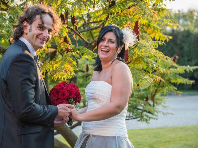 Il matrimonio di Michele e Elisa a Pavia, Pavia 33