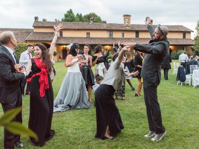 Il matrimonio di Michele e Elisa a Pavia, Pavia 37