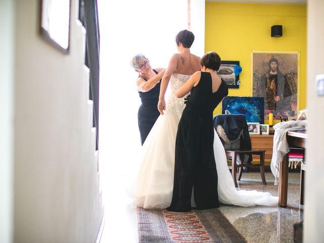 Il matrimonio di Luca e Cecilia a Sant'Ilario d'Enza, Reggio Emilia 8