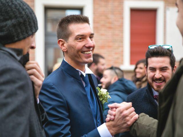 Il matrimonio di Luca e Cecilia a Sant'Ilario d'Enza, Reggio Emilia 2