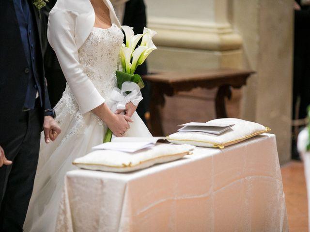 Il matrimonio di Luca e Cecilia a Sant'Ilario d'Enza, Reggio Emilia 11