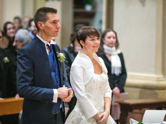 Il matrimonio di Luca e Cecilia a Sant'Ilario d'Enza, Reggio Emilia 12
