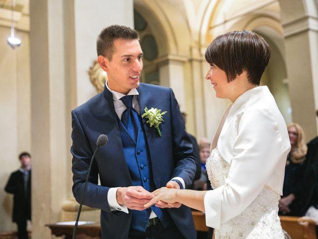 Il matrimonio di Luca e Cecilia a Sant'Ilario d'Enza, Reggio Emilia 13