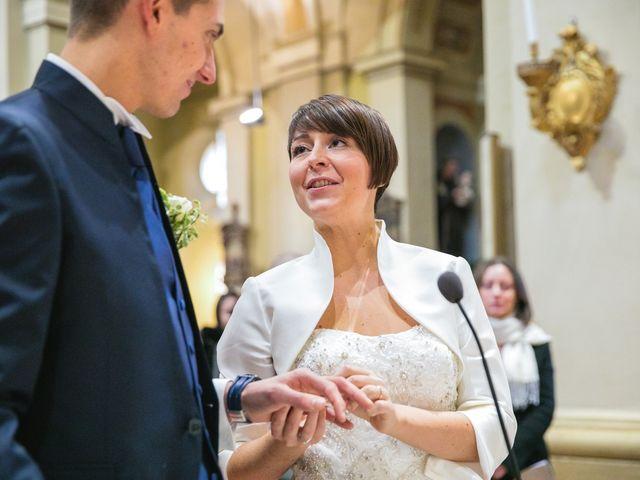 Il matrimonio di Luca e Cecilia a Sant'Ilario d'Enza, Reggio Emilia 14