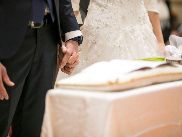 Il matrimonio di Luca e Cecilia a Sant'Ilario d'Enza, Reggio Emilia 15