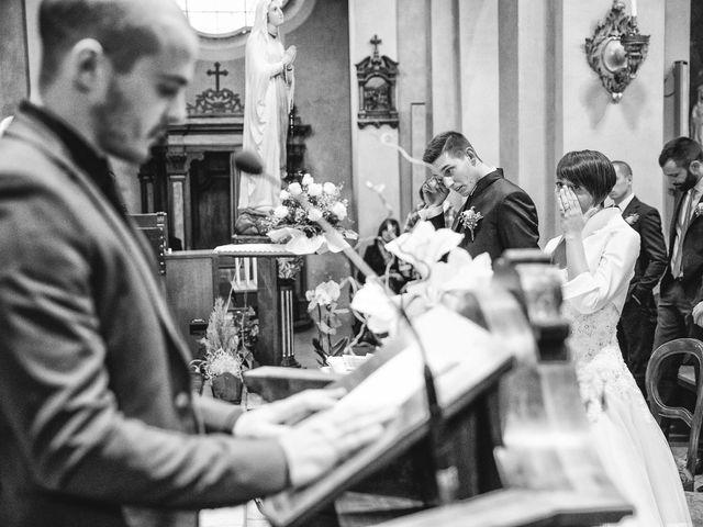 Il matrimonio di Luca e Cecilia a Sant'Ilario d'Enza, Reggio Emilia 17
