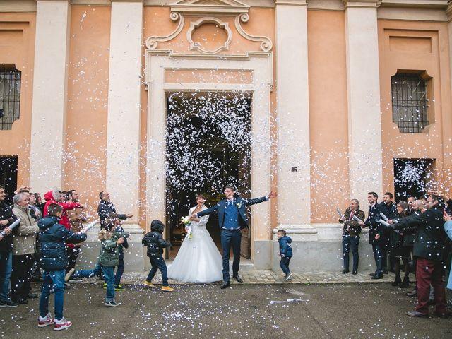 Il matrimonio di Luca e Cecilia a Sant'Ilario d'Enza, Reggio Emilia 19