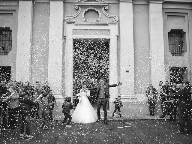 Il matrimonio di Luca e Cecilia a Sant'Ilario d'Enza, Reggio Emilia 20