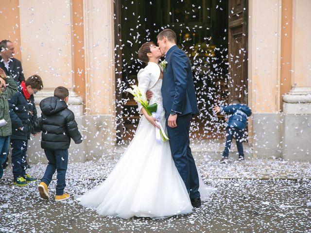 Il matrimonio di Luca e Cecilia a Sant'Ilario d'Enza, Reggio Emilia 21