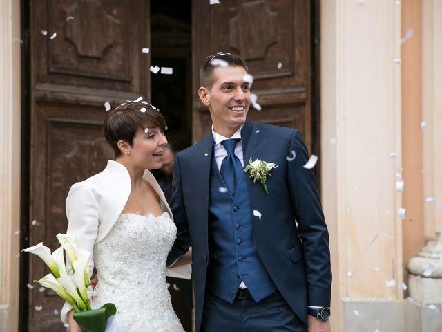Il matrimonio di Luca e Cecilia a Sant'Ilario d'Enza, Reggio Emilia 22