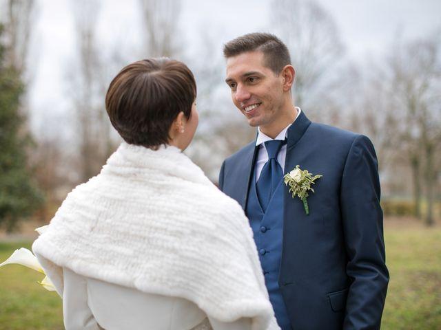 Il matrimonio di Luca e Cecilia a Sant'Ilario d'Enza, Reggio Emilia 25