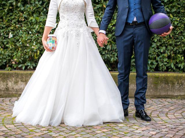 Il matrimonio di Luca e Cecilia a Sant'Ilario d'Enza, Reggio Emilia 27