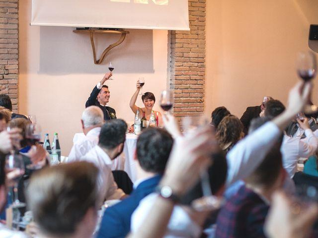 Il matrimonio di Luca e Cecilia a Sant'Ilario d'Enza, Reggio Emilia 34