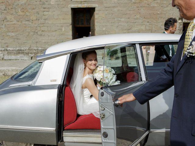 Il matrimonio di Filippo e Miriam a San Giovanni Valdarno, Arezzo 22