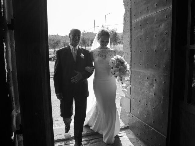 Il matrimonio di Filippo e Miriam a San Giovanni Valdarno, Arezzo 23