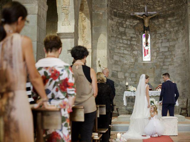 Il matrimonio di Filippo e Miriam a San Giovanni Valdarno, Arezzo 25