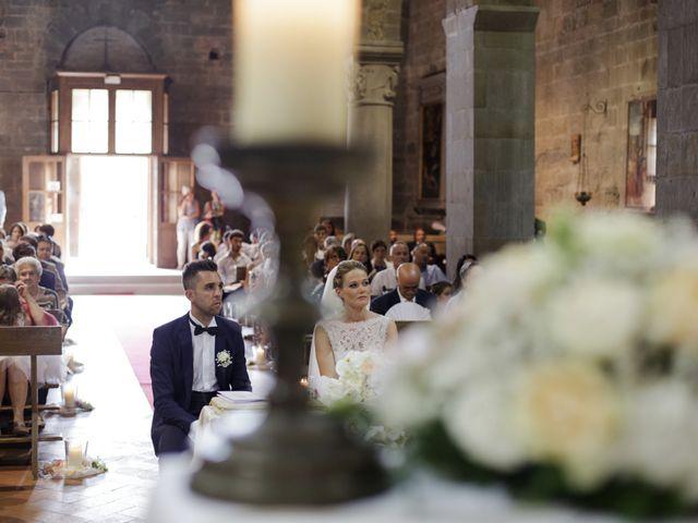 Il matrimonio di Filippo e Miriam a San Giovanni Valdarno, Arezzo 26