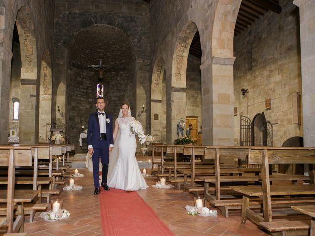 Il matrimonio di Filippo e Miriam a San Giovanni Valdarno, Arezzo 28