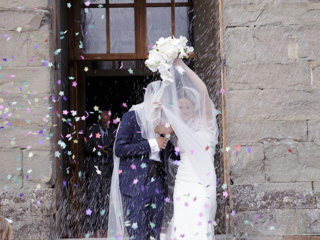 Il matrimonio di Filippo e Miriam a San Giovanni Valdarno, Arezzo 30
