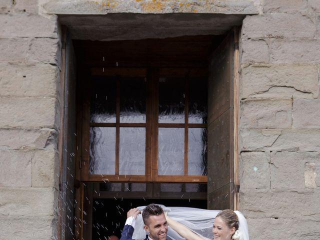 Il matrimonio di Filippo e Miriam a San Giovanni Valdarno, Arezzo 31