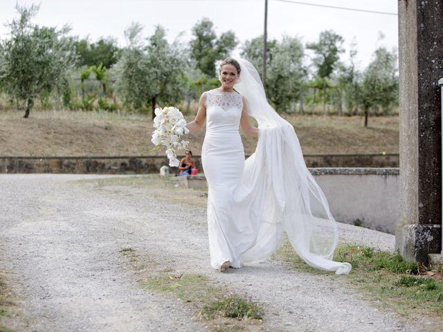 Il matrimonio di Filippo e Miriam a San Giovanni Valdarno, Arezzo 34