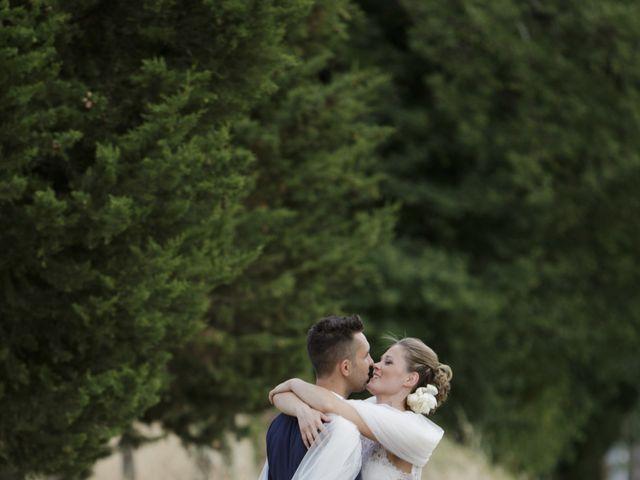 Il matrimonio di Filippo e Miriam a San Giovanni Valdarno, Arezzo 1