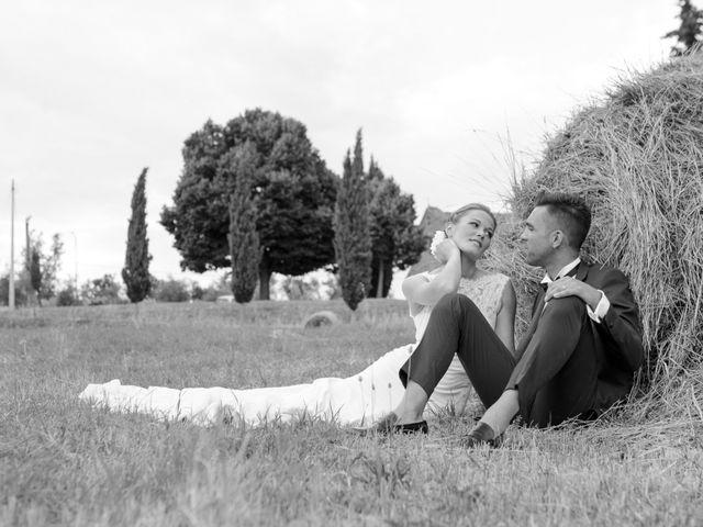 Il matrimonio di Filippo e Miriam a San Giovanni Valdarno, Arezzo 37