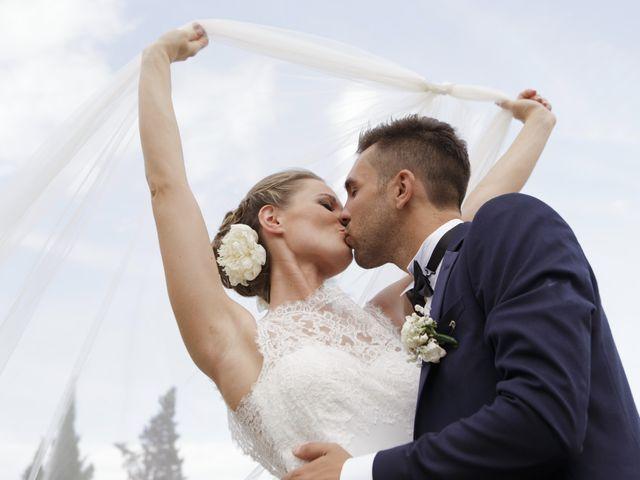 Il matrimonio di Filippo e Miriam a San Giovanni Valdarno, Arezzo 2