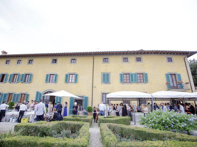 Il matrimonio di Filippo e Miriam a San Giovanni Valdarno, Arezzo 39