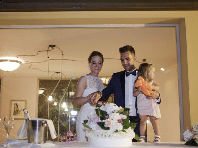 Il matrimonio di Filippo e Miriam a San Giovanni Valdarno, Arezzo 47