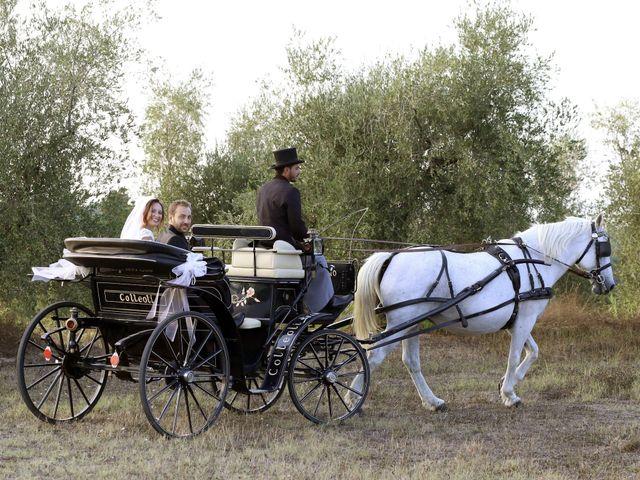 Il matrimonio di Dario e Valentina a Palaia, Pisa 1