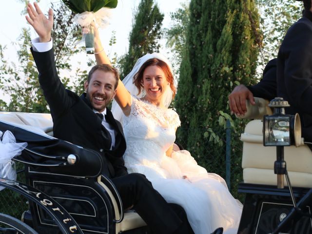 Il matrimonio di Dario e Valentina a Palaia, Pisa 2