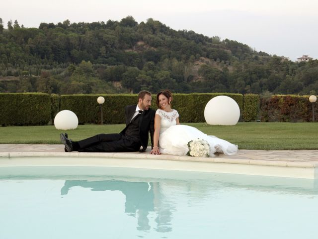 Il matrimonio di Dario e Valentina a Palaia, Pisa 3
