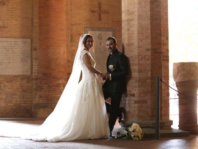 Il matrimonio di Dario e Valentina a Palaia, Pisa 7