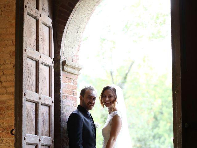 Il matrimonio di Dario e Valentina a Palaia, Pisa 8