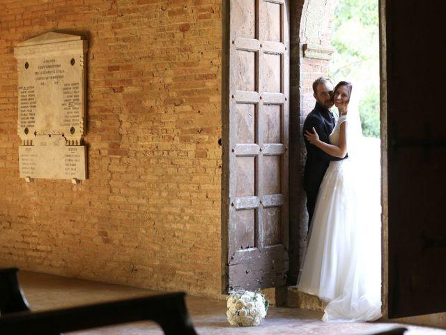 Il matrimonio di Dario e Valentina a Palaia, Pisa 9