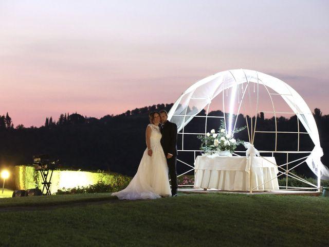 Il matrimonio di Dario e Valentina a Palaia, Pisa 13