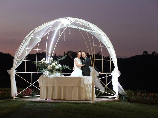 Il matrimonio di Dario e Valentina a Palaia, Pisa 14