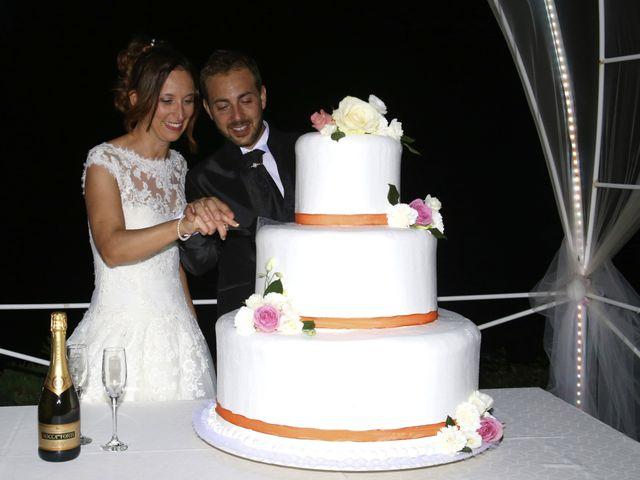 Il matrimonio di Dario e Valentina a Palaia, Pisa 18