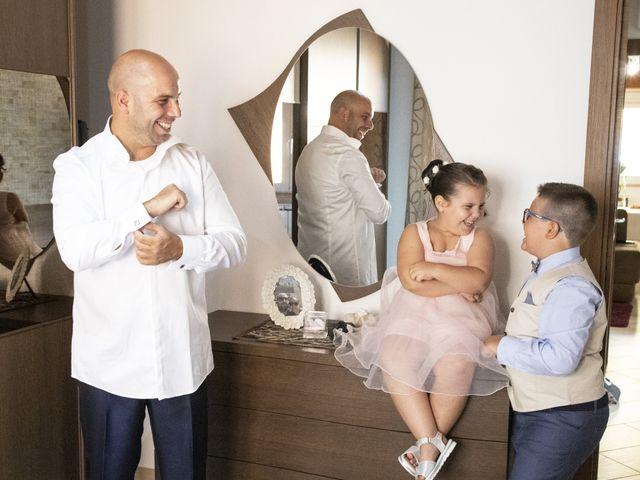 Il matrimonio di Verdiana e Fabio a Terracina, Latina 14