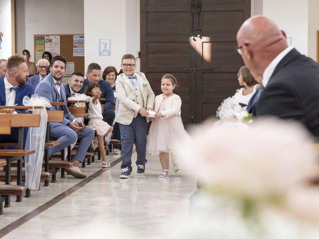 Il matrimonio di Verdiana e Fabio a Terracina, Latina 51