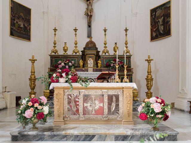Il matrimonio di Danilo e Maria a Salemi, Trapani 91