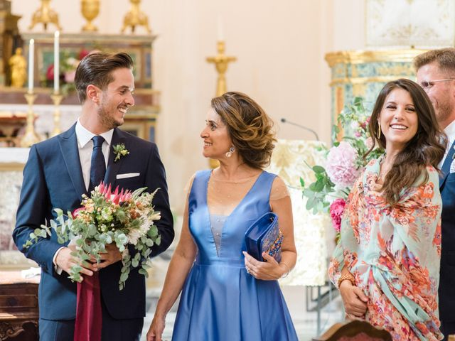 Il matrimonio di Danilo e Maria a Salemi, Trapani 98