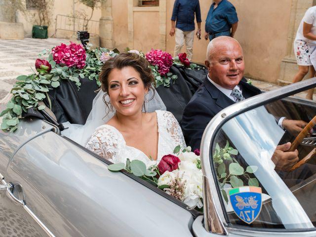 Il matrimonio di Danilo e Maria a Salemi, Trapani 99