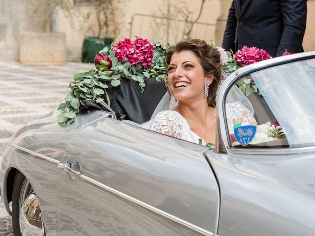 Il matrimonio di Danilo e Maria a Salemi, Trapani 100