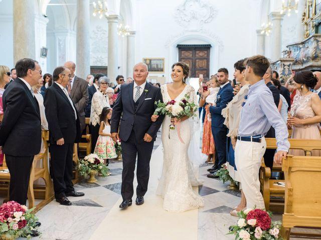 Il matrimonio di Danilo e Maria a Salemi, Trapani 101