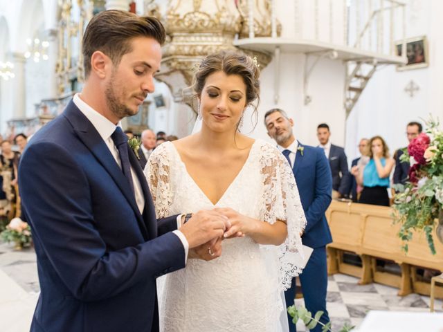Il matrimonio di Danilo e Maria a Salemi, Trapani 108